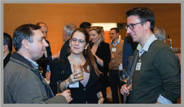 IT-OPTICS à l'innovation pitch de logistics in wallonia