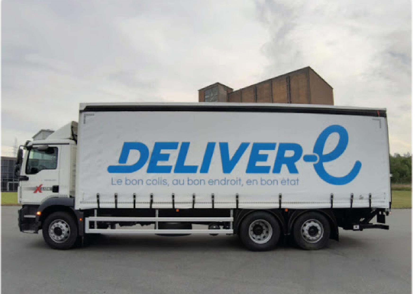 deliveree transport management system
